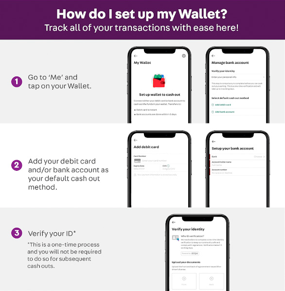 How to set up CarouPay Wallet